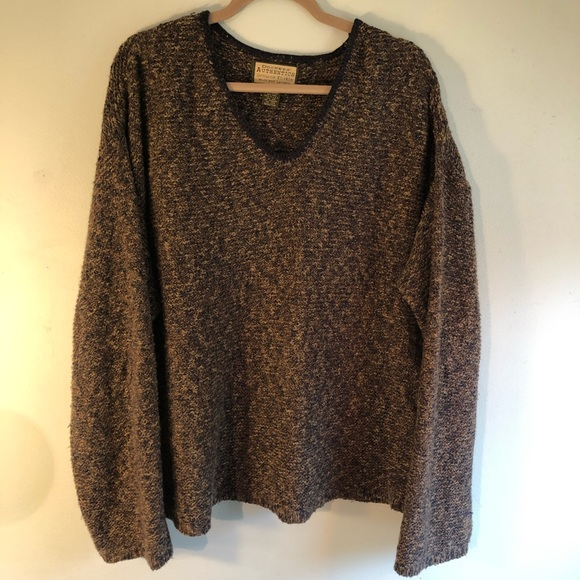 Dockers Authentic Sweaters - DOCKERS AUTHENTIC big slouchy sweater Sz. M